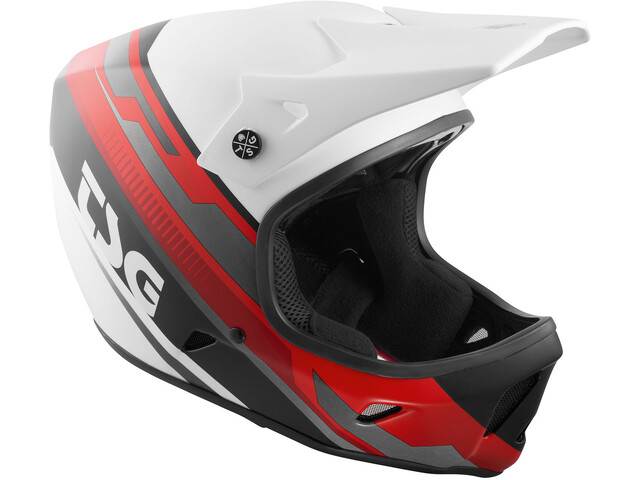 TSG Advance Graphic Design Helmet the connetic